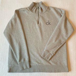 Calvin Klein half zip Sweatshirt